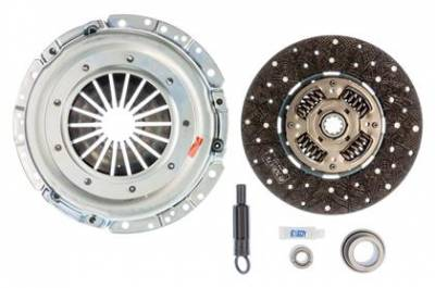 "Clutch Kits - 1996 - 2001 10.5"" Clutch Kits  - Exedy  - Exedy 07801 - Mach 400 Stage 2 Clutch Kit - Ford Mustang 4.6L / 5.0L 10.5"" - 26 Spline"