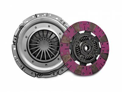 "2001 - 2004 11"" Clutch Kits  - 10 Spline  - Exedy  - Exedy 07952 - Mach 600 Stage 4 Clutch Kit - 2001 - 2004 Mustang GT, 1999 - 2004 Cobra, Mach 1 - 10 Spline"