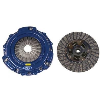 Clutch Kits - 2005 - 2010 Clutch Kits  - Spec Clutch  - Spec Stage 1 Clutch Kit 2005 - 2010 Mustang GT - 10 Spline