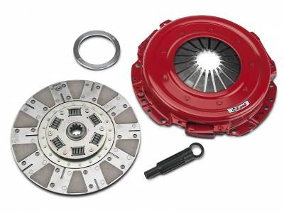 Clutch Kits - 2005 - 2010 Clutch Kits  - McLeod Racing - McLeod 75301 Street Extreme Clutch Kit - 05-10 Ford Mustang 4.6L - 10 Spline