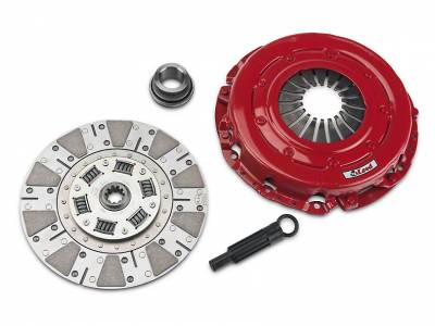 "1996 - 2001 10.5"" Clutch Kits  - 10 Spline  - McLeod Racing - McLeod 75305 Street Extreme Clutch Kit - Ford Mustang 4.6L / 5.0L 10.5"" Flywheel - 10 Spline"
