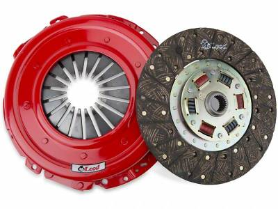Clutch Kits - 2011+ Clutch Kits  - McLeod Racing - McLeod 75253 Super Street Pro Clutch Kit - 2011+ Ford Mustang 5.0L - 23 Spline