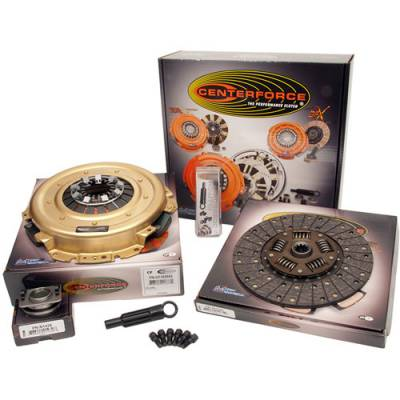 "Clutch Kits - 1996 - 2001 10.5"" Clutch Kits  - CenterForce  - Centerforce Stage 1 10.5"" Clutch Kit - 10 Spline"