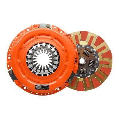 """CenterForce  - Centerforce Dual Friction 10.5"""" Clutch Kit - 10 Spline"""