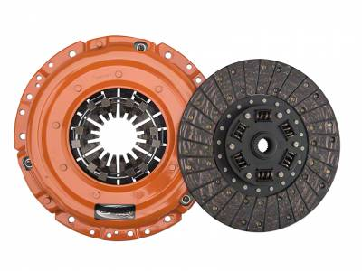 Clutch Kits - 2011+ Clutch Kits  - CenterForce  - Centerforce Dual Friction Clutch Kit - 2011+ Mustang GT 5.0L - 23 Spline
