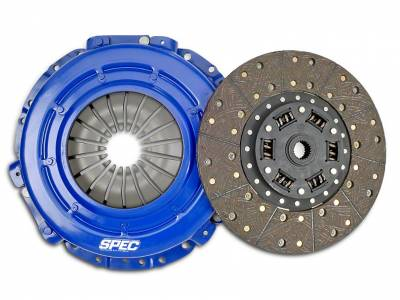 Clutch Kits - 2011+ Clutch Kits  - Spec Clutch  - Spec Stage 1 Clutch Kit 2011+ Mustang GT 5.0L - 23 Spline