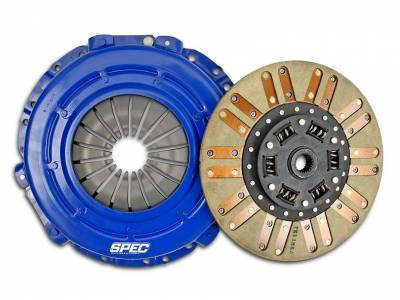 Clutch Kits - 2011+ Clutch Kits  - Spec Clutch  - Spec Stage 2 Clutch Kit 2011+ Mustang GT 5.0L - 23 Spline