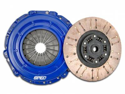Spec Clutch  - Spec Stage 3+ Clutch Kit 2011+ Mustang GT 5.0L - 23 Spline