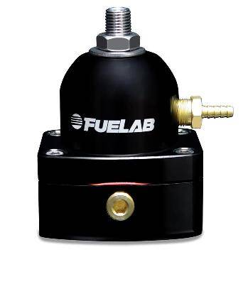 Fuel System - EFI Regulators - Fuel Lab - FueLab 515 Series EFI Fuel Pressure Regulator with -6 AN Inlets