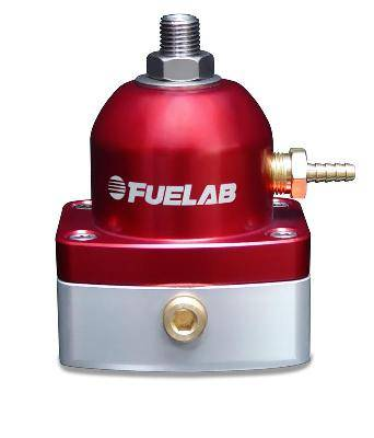 Fuel Lab - FueLab 515 Series EFI Fuel Pressure Regulator with -6 AN Inlets - Image 2