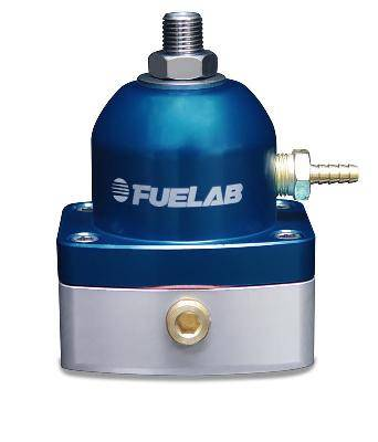 Fuel Lab - FueLab 515 Series EFI Fuel Pressure Regulator with -6 AN Inlets - Image 3