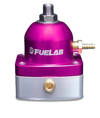 Fuel Lab - FueLab 515 Series EFI Fuel Pressure Regulator with -6 AN Inlets - Image 4