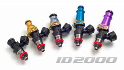 Fuel System - Fuel Injectors - Injector Dynamics - Injector Dynamics ID2000 2200cc Injectors - 48mm Length