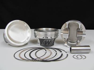 """Wiseco - Wiseco K0087XS - 4.6L 2V Piston / Ring Kit -13cc Dish, 3.552"""" Bore - Image 2"""