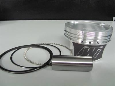 "Wiseco - Wiseco K0088X2 - 4.6L 2V Piston / Ring Kit -16cc Dish, 3.572"" Bore - Image 3"