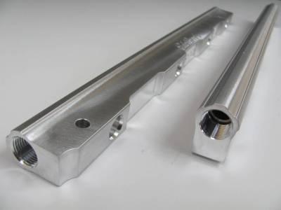 Edelbrock  - Edelbrock 3639 - Fuel Rail Kit for 4.6L 2V Victor Jr Intake Manifold - Image 3