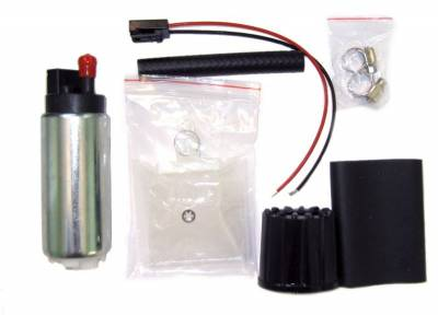 Fuel System - Fuel Pumps - In-Tank Fuel Pumps