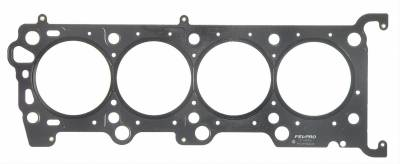4V Gaskets and Seals - Head Gaskets  - Fel-Pro - Fel-Pro 9790PT-2 - PermaTorque MLS Head Gasket - Ford 4.6L / 5.4L 2V / 4V - Right Side