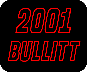 Intake & Components - Cold Air Kits - 2001 Bullitt Cold Air Intakes