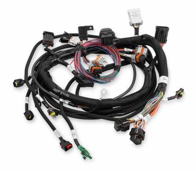 Stand Alone ECU's and Accessories - Holley EFI Accessories  - Wiring Harnesses