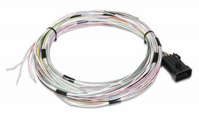 Holley EFI Accessories  - Wiring Harnesses - Holley - Holley 558-400 - Connector J1A/B Input / Outputs Auxiliary Harness