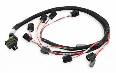 Holley EFI Accessories  - Wiring Harnesses - Holley - Holley 558-315 - Ford Modular 4V Ignition Coil Harness for HP and Dominator EFI