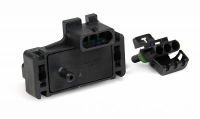 Holley EFI Accessories  - Sensors  - Holley - Holley 554-107 - 3 Bar MAP Sensor