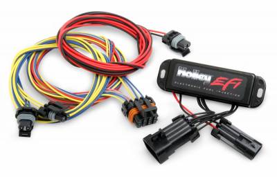 Holley EFI Accessories  - Drivers and Modules - Holley - Holley 554-115 - High Current Peak and Hold Water Methanol Solenoid Driver Module