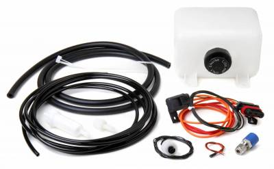 Holley EFI Accessories  - Water / Meth Kits and Components  - Holley - Holley 557-101 - Water Methanol Injection Installation Kit