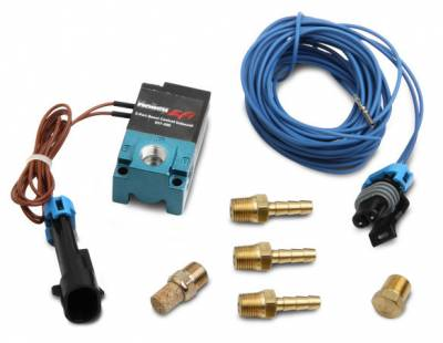 Holley - Holley 557-200 - 3 Port Boost Control Solenoid Kit