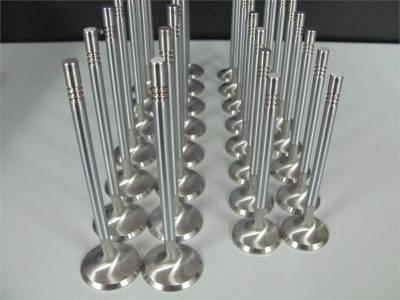Valves - MHS Valves - Modular Head Shop - MHS 5.0L Coyote Performance Stainless Steel Valves - Standard Size