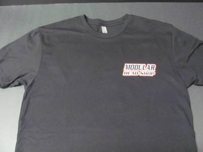 Excessive Motorsports  - Modular Head Shop Men's Skull T-Shirt - Image 4