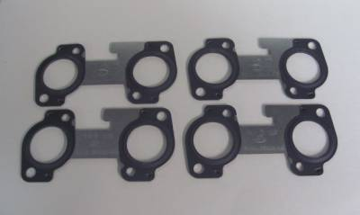 2V Gaskets and Seals - Individual Gaskets  - Modular Head Shop - OEM Ford 4.6L / 5.4L 2V MLS Exhaust Manifold Gasket Set