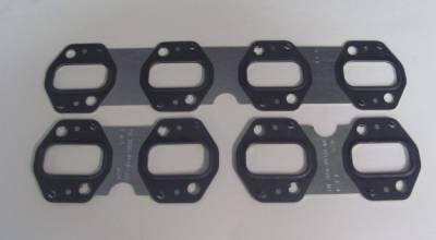4V Gaskets and Seals - Individual Gaskets  - Modular Head Shop - OEM Ford 4.6L / 5.4L 4V MLS Exhaust Manifold Gasket Set