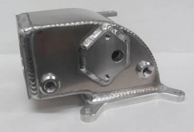 Modular Head Shop - 6061 Custom Elbow For Edelbrock Victor Jr - 75mm - Image 3