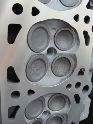 Modular Head Shop - Ford GT / GT500 Stage 1 Cylinder Head Package - Image 5
