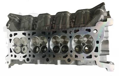 Cylinder Heads - Ford GT / GT500 Heads  - Modular Head Shop - Ford GT / GT500 Stage 3 CNC Ported Cylinder Head Package