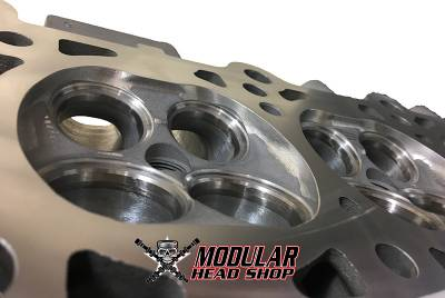 Modular Head Shop - 4.6L / 5.4L 4V Stage 4 Competition CNC Porting Package - Image 3