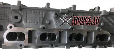 Modular Head Shop - 4.6L / 5.4L 4V Stage 4 Competition CNC Porting Package - Image 4