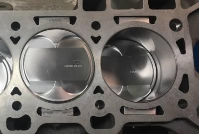 MHS 5.0L Coyote Block Cylinder Support Kit - Image 1