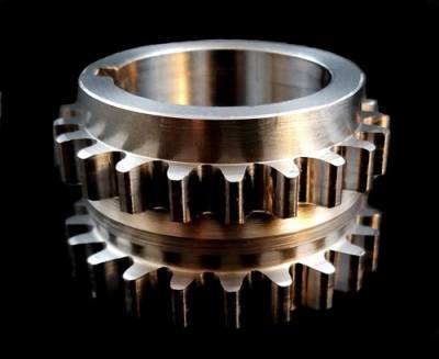 Valve Train / Timing Components - Timing Chains, Sprockets, Guides and Tensioners - Boundary Pump Division - Boundary 2011 - 2014 5.0L Coyote Billet Crankshaft Sprocket