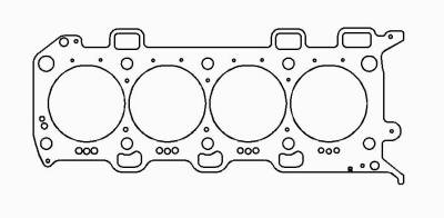 "Ford 5.0L Coyote Gaskets - Head Gaskets - Cometic - Cometic MLS Head Gasket for Ford 5.0L Coyote - 94mm Bore .075"" Compressed Thickness - Right Side"