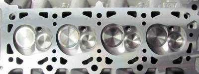Cylinder Heads - 2V TFS Heads - Modular Head Shop - MHS 195R Competition 195cc TFS Cylinder Head Package