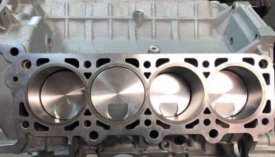 Engines - Short Blocks - Modular Head Shop - Modular Head Shop 1500R 4.6L Competition Short Block