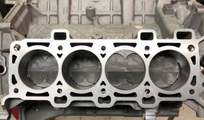 Engines - Short Blocks - Modular Head Shop - Modular Head Shop 1000S 5.0L Coyote Short Block