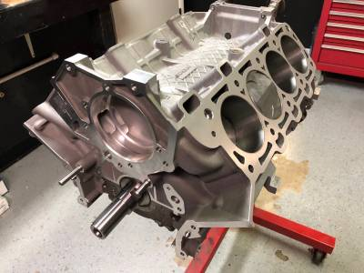 Completed Short Block