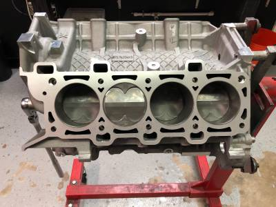 Modular Head Shop - Modular Head Shop 1000S 5.0L Coyote Short Block - Image 9