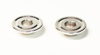 Modular Head Shop - Modular Head Shop 6mm Aluminum Checking Retainers with Springs - Pair - Image 4