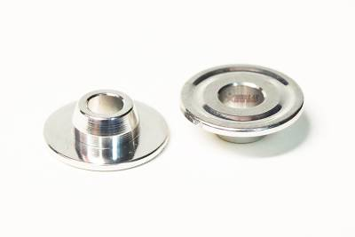 Modular Head Shop - Modular Head Shop 6mm Aluminum Checking Retainers with Springs - Pair - Image 3