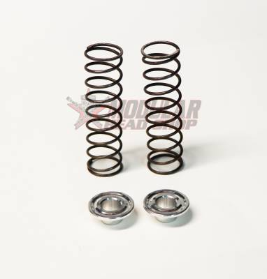 Modular Head Shop - Modular Head Shop 6mm Aluminum Checking Retainers with Springs - Pair - Image 2